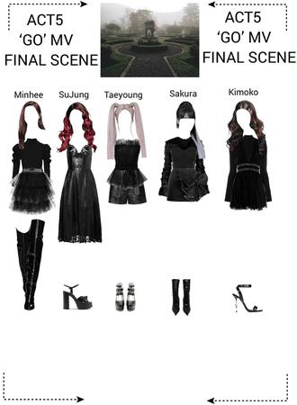 GO - Final Scene