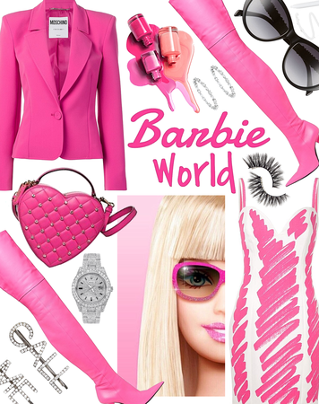 FALL 2020: Barbie World