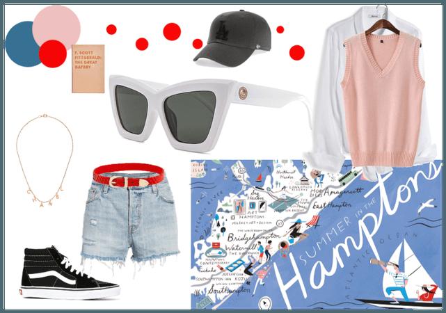 Weekend in the Hamptons