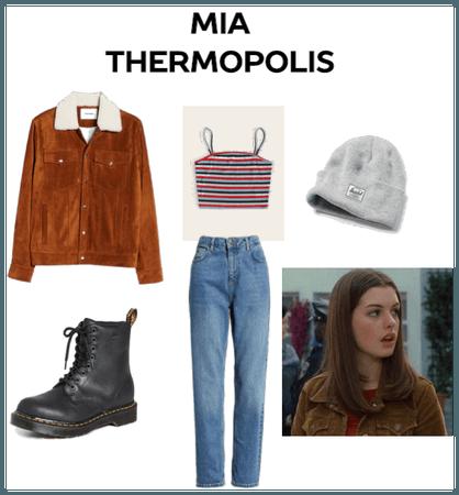 Mia Thermopolis fashion