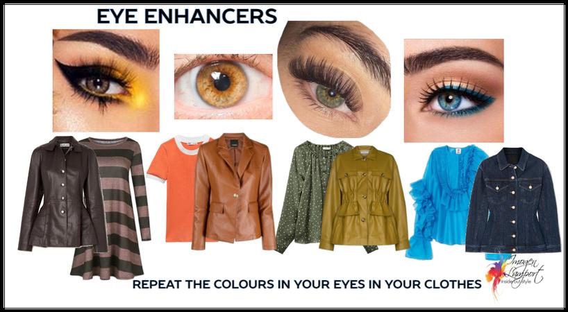 eye enhancers