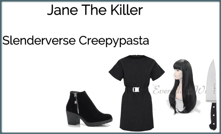 Jane The Killer (Slenderverse Creepypasta)
