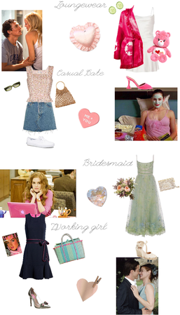 What I'd Wear in a 2000s Rom Com