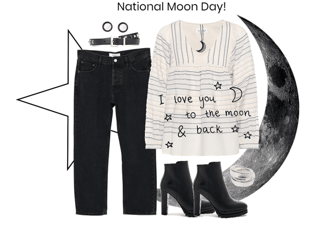 National Moon Day!
