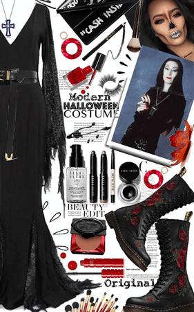 modern costume Halloween