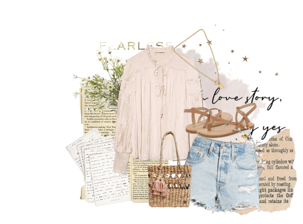 Fearless (Taylor's Version) Album Outfit