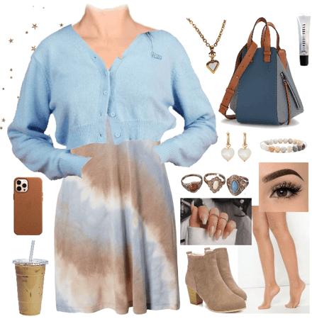 t-shirt dress style