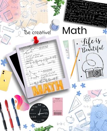 be creative math💡