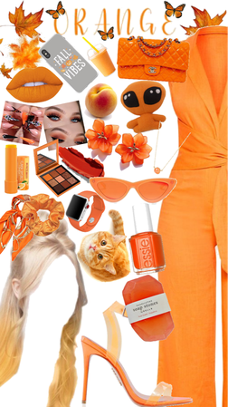 summer oranges ( challenge )