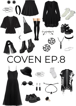 coven episode 8