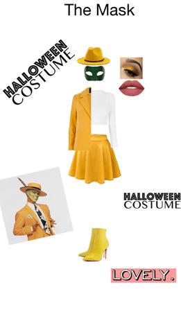 The Mask Halloween Costume