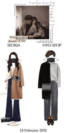 BITTER-SWEET [비터스윗] Ahn Hyo Seop & Song Seok Ja 200224