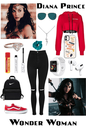 (Fandoms)DC-Diana Prince-Wonder Woman