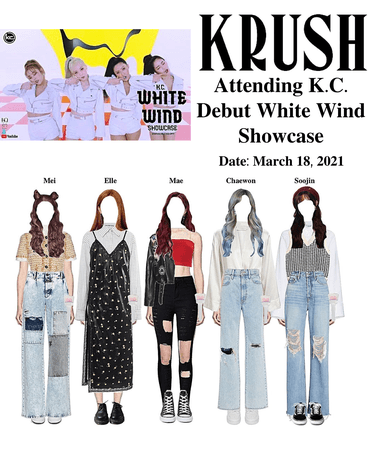 KRUSH Attending K.C. White Wind Showcase