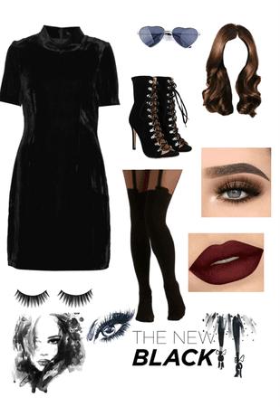 ElizabethStyle Black