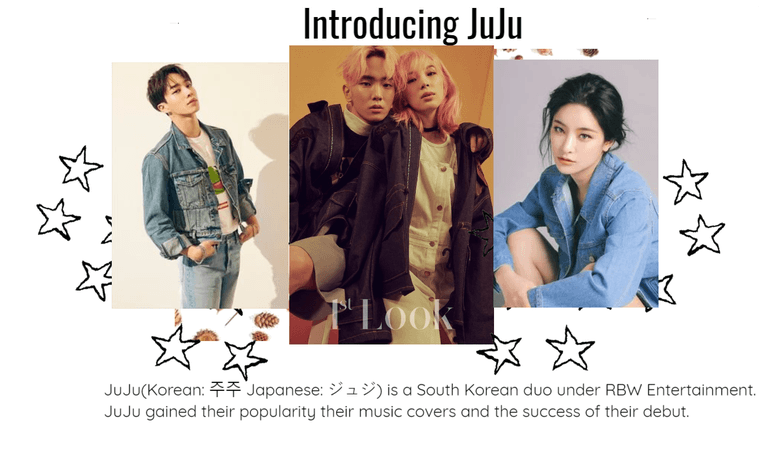 JuJu(주주 ) Official Intro