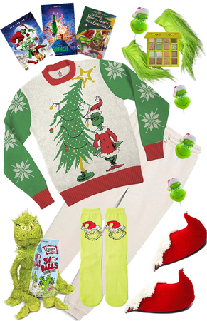 Ugly Sweater Slumber Party