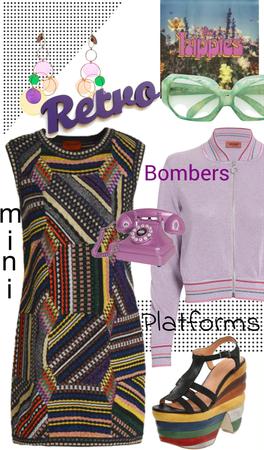 Retro - Mini, Platforms & Bombers