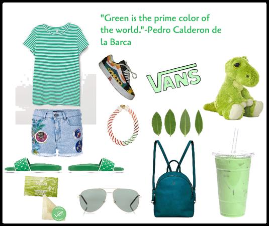 Green Greatness
