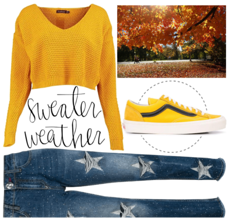 How to rock Vans during fall