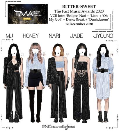 BITTER-SWEET [비터스윗] 2020 Fact Music Awards 201212