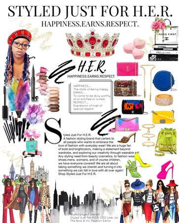 Styled Just For H.E.R.