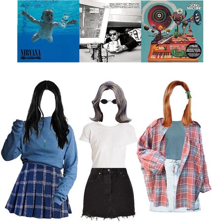 Album Cover Outfits