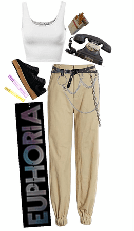 rue inspired euphoria outfit
