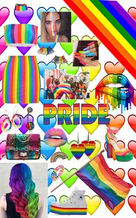 pride 💗❤️🧡💛💚💙💜💗
