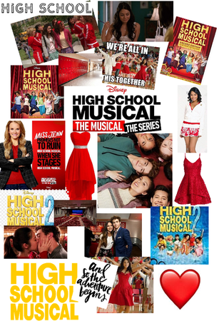 HIGH SCHOOL MUSICAL!! ( you can't tell me you don't LOVE this)