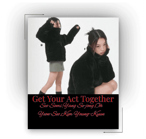 Somi Get Your Act Together Poster