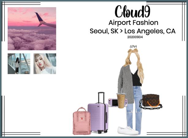 Cloud9 (구름아홉) | Lena Airport Fashion | 20200904