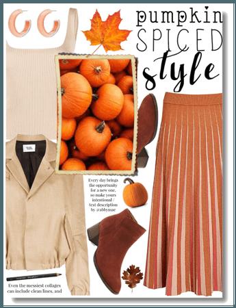 Pumpkin Spiced Style