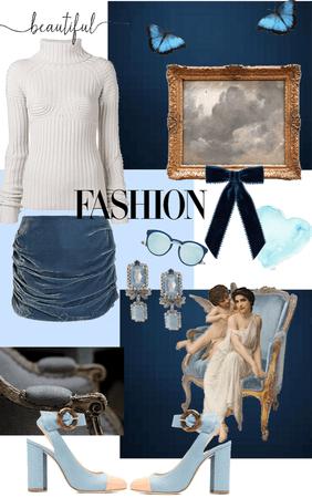 Easy Elegant Blue