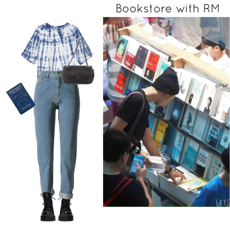bookstore with rm