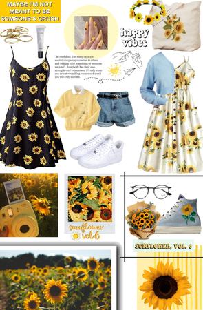 I'm a sunflower 🌻