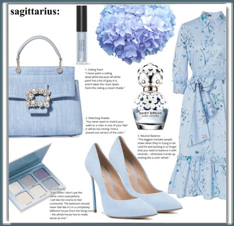 sagittarius style