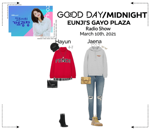 GOOD DAY (굿데이) [MIDNIGHT] Eunji's Gayo Plaza Radio