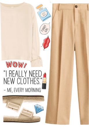 I need new clothes