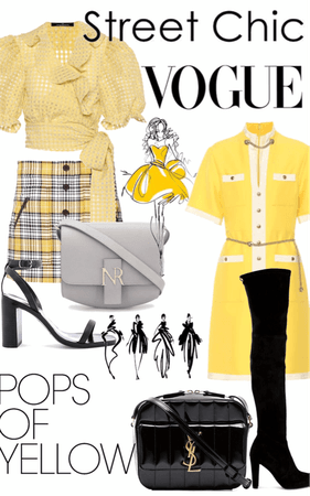 Style Diary Vol. 3: Live In Yellow