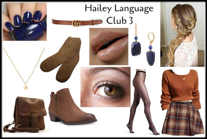 Hailey Language Club 3