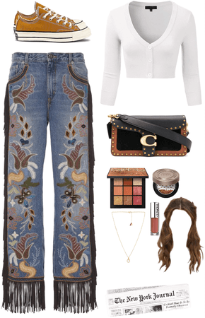 Purse Style Outfit🤎🍀