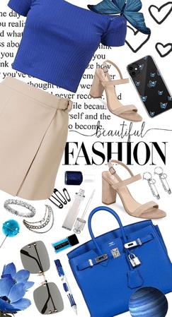 Hermés Birkin Bag Outfit