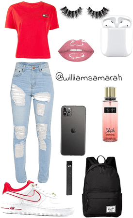 relaxed everyday outfit
