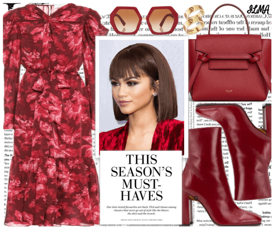 Red for Fall