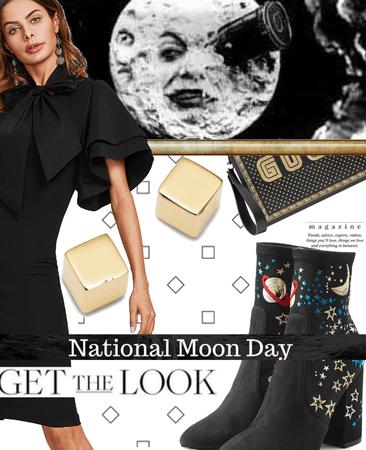 #MoonDay