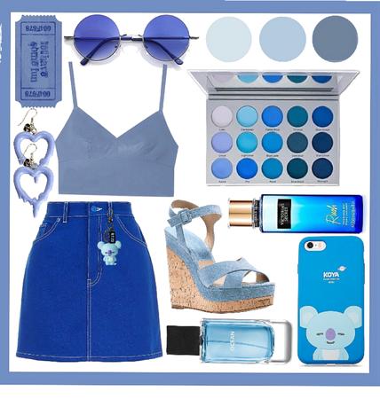Blue 🦋