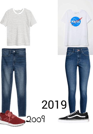 10 year challenge( I'm new to this sorry it's not good)