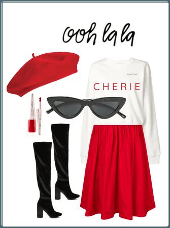 Mon Cherie by YaaLia
