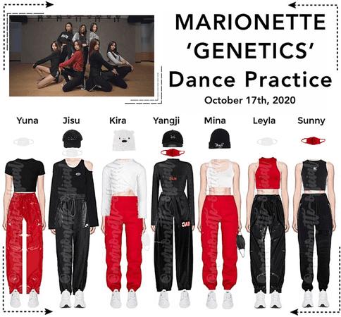 MARIONETTE (마리오네트) 'GENETICS' Dance Practice
